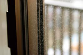 窓ガラス汚れ
